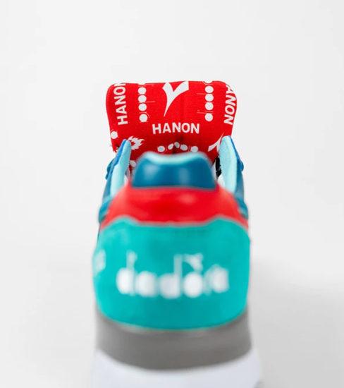 HANON X DIADORA N9000
