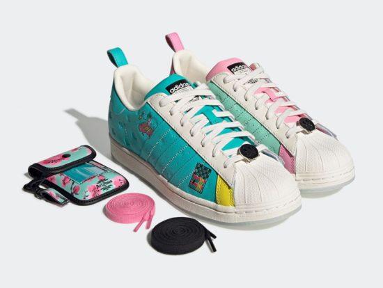 Arizona x adidas Superstar
