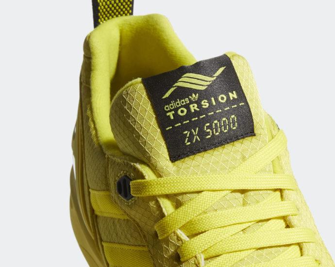 ZX5000 TORSION YELLOW