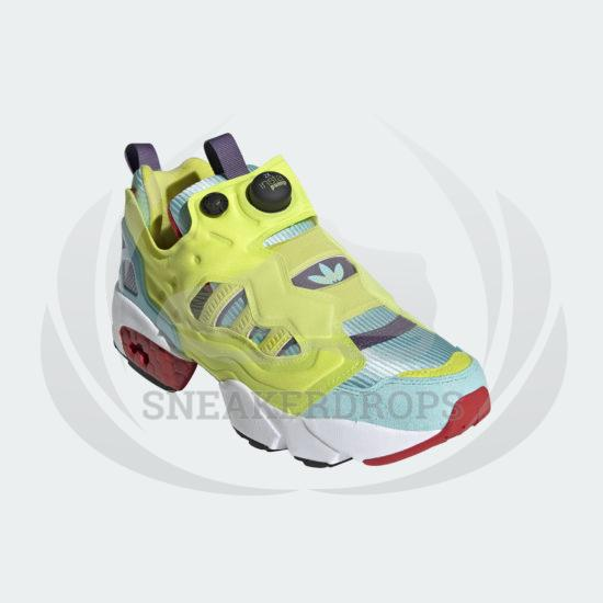 0118333 zx fury shoes gz7286 front lateral top view