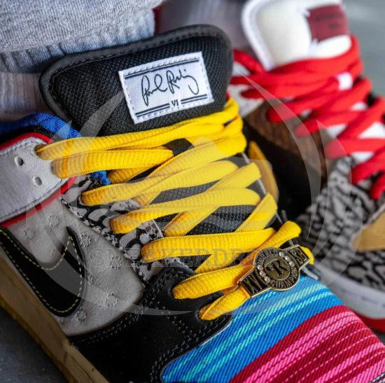 SB DUNK LOW What The P-Rod