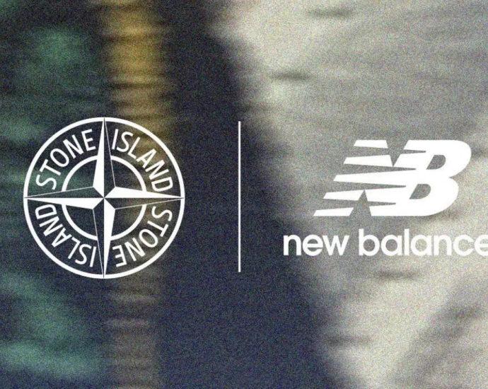 Stone Island x New Balance