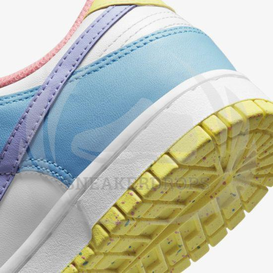 DD1872 100 Nike Dunk Low SE Easter 2