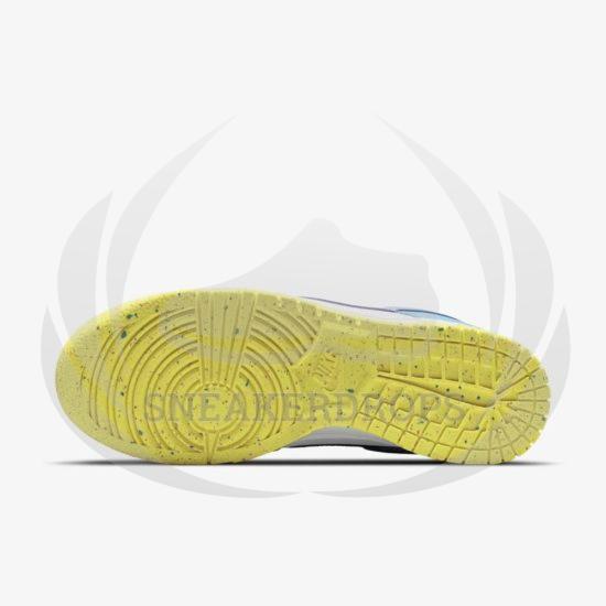 DD1872 100 Nike Dunk Low SE Easter 6