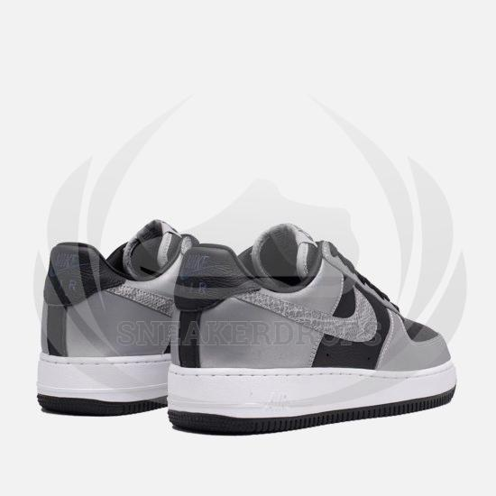 AIR FORCE 1 B SILVER SNAKE