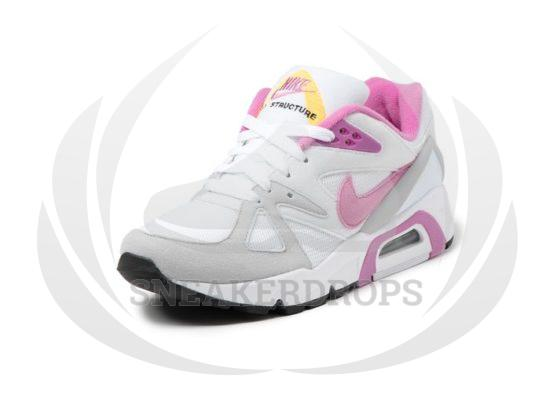 Nike Air Max Structure Pink DB1426 100 dead stock 2