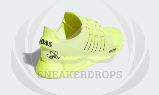 adidas nmd r1 v2 solar yellow black white h02654 04