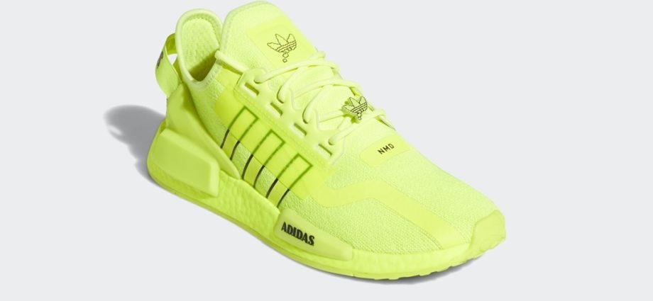 NMD_R1 V2 Solar Yellow