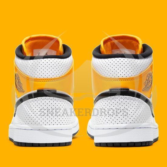 nike air jordan 1 mid laser orange bq6472 107 deadstock5