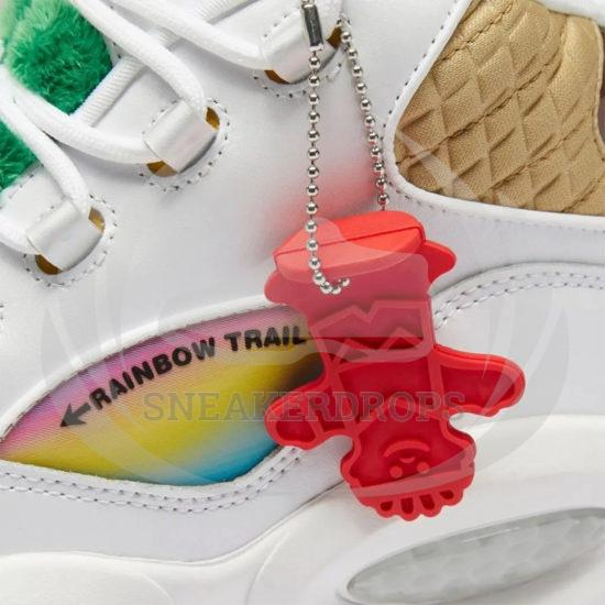 Reebok Question Mid Candy Land
