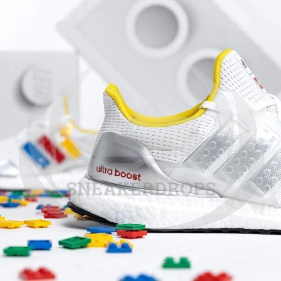 LEGO x adidas ULTRA BOOST DNA