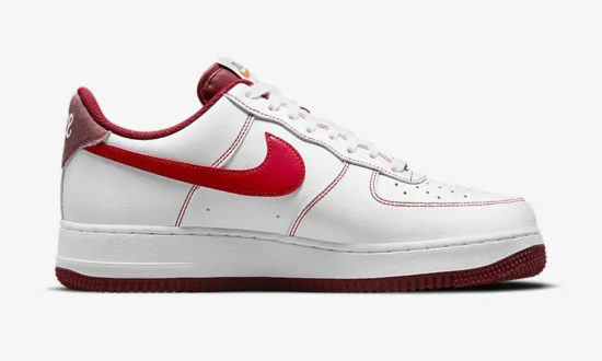 AIR FORCE 1 07 LOW First Use