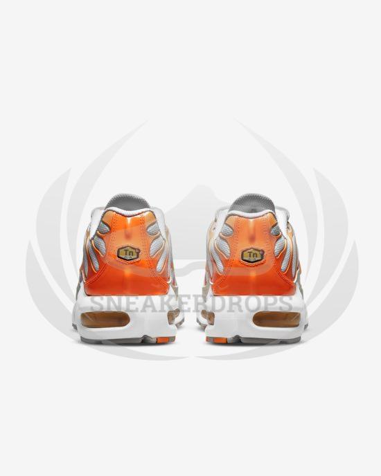 AIR MAX PLUS White / Orange