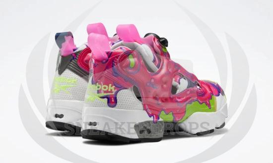 Ghostbusters x REEBOK INSTA PUMP FURY Slime H03295 04