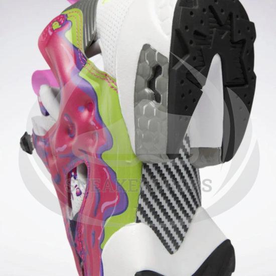 Ghostbusters x REEBOK INSTA PUMP FURY Slime H03295 05