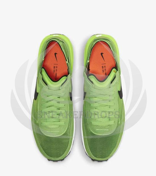 NIKE WAFFLE ONE Electric Green DA7995 300 04