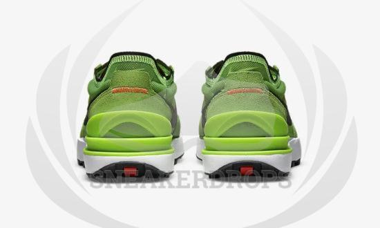 NIKE WAFFLE ONE Electric Green DA7995 300 05