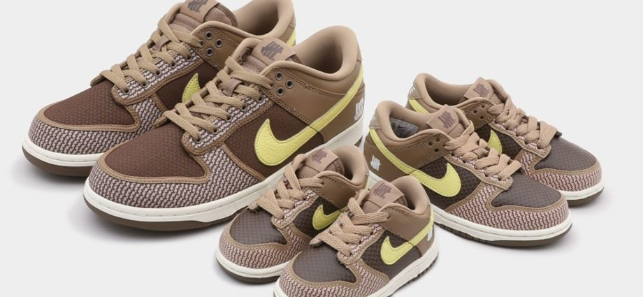 Undefeated x Nike Dunk LOW DH3061-200