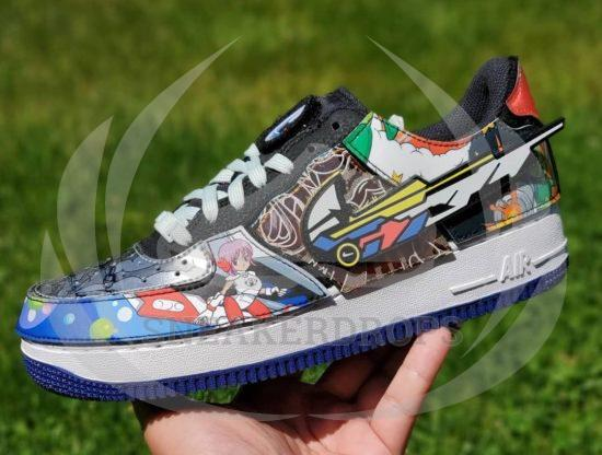 Nike Air Force 1/1 NIKE AND THE MIGHTY SWOOSHERS