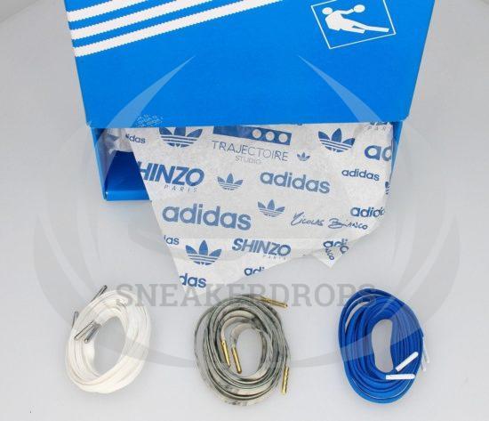 SHINZO PARIS x Adidas Originals Forum 84 HIGH