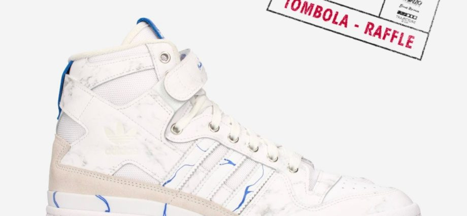 SHINZO PARIS x Adidas Originals ADIDAS TOMBOLA FORUM 84 HI X SHINZO PARIS 04 1