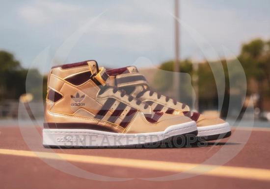 adidas Originals FORUM HI 84 BALTIMORE BOYS - GZ8377
